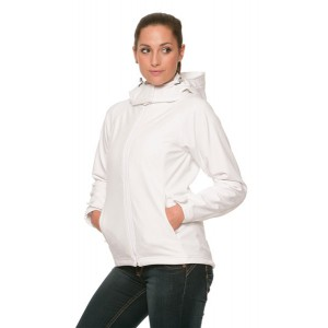 Damski Soft Shell z kapturem Hooded Softshell Women