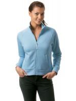 Bluza Lady-Fit z długim zamkiem 62-002-0